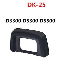 Occhi Conchiglia dk25 Eye Cup Per Nikon d5500 d3300 d3200 d3100 d3000 d5300 d5200...