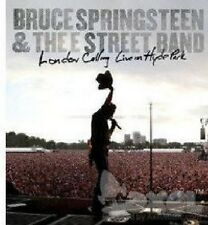 BRUCE SPRINGSTEEN & THE E STREET BAND. LONDON CALLING: