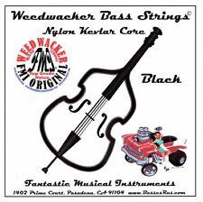 Fmi Upright Bass Rockabilly Weedwacker Strings Nylon - 5 STRING SETS IMPROVED!