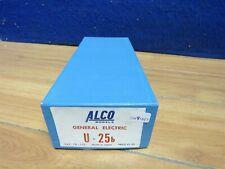 ALCO BRASS HO U-25B GENERAL ELECTRIC ENGINE BOX ONLY 589447