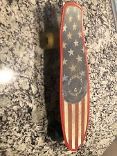 "Kryptonics 22"" Skateboard 1965 model California American Flag #160320 (2014)"