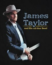 T-SHIRT S SMALL JAMES TAYLOR AND HIS ALL-STAR BAND JT 2014 CONCERT 2014 SHIRT