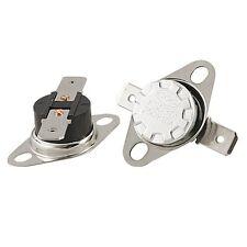 KSD301 N/O 80 C 10A Normally Open Temperature Switch Bimetal Disc Klixon