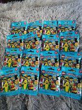 Lego 71018 Minifiguren Serie Sammelserie Nr 17 Komplett alle 16 Figuren Beutel
