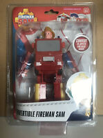 Convertible Fireman Sam Transforming into a Fire Engine Toy Figure Playset BNIB