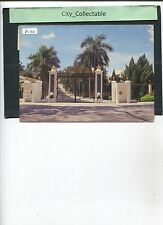 P120 # MALAYSIA USED PICTURE POST CARD * MAIN ENTRANCE AGONG'S PALACE KL