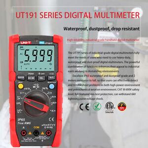 UNI-T UT195T / E Industrial Waterproof multimeter True RMS Digital Multimeter