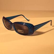 Occhiali da sole Benetton 211 660 azzurro, lenti grigio