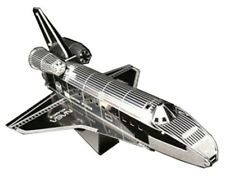 New Metallic Nano Puzzle 3D Space Shuttle Atlantis TMN-10 From Japan