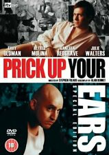 Prick up Your Ears 1987 DVD Film Drama Gary Oldman Special Edition