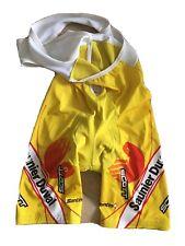 UCI PRO TOUR SAUNIER DUVAL PRODIR CYCLING TEAM 2006 BIBSHORTS SIZE; 50/ XL