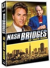 Nash Bridges: The Complete Fourth Season [New DVD] Amaray Case