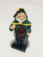 "Vintage Royal Doulton Charles Dickens Bumble 4"" Figurine England Bone China"