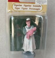 Lemax NURSE #52013 NOS Retired and RARE Figurine