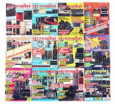 Stereoplay HiFi-Magazin / Zeitschrift, Einzel-Heft zum Aussuchen, Jahrgang 1988