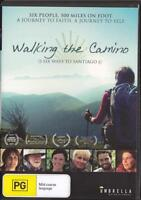WALKING THE CAMINO - NEW & SEALED DVD - FREE LOCAL POST