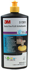 NUOVO 3m Perfect-it III Extra Fine Schleifpaste 51301 500ml schleifpolitur