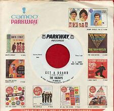 """VALRAYS """"Get a Board""""/""""Pee Wee"""" Parkway 880 NM Surf Rock"""