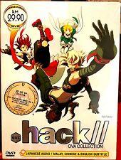 DOT .Hack// (7 OVA Collection) ~ DVD ~ English Subtitle ~ Japan Anime