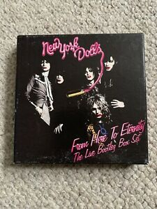 New York Dolls : From Here to Eternity [box Set] CD 3 discs (2006)