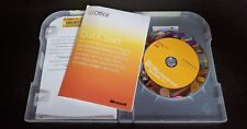 Microsoft Office Home and Student 2010 Software Word Excel Powerpoint OneNote