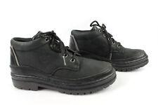 Chaussures Boots TIMBERLAND Cuir et Cuir Nubuck Noir UK 7 / FR 38,5 TBE
