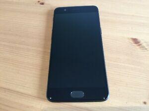 OnePlus 5 - 128GB - Midnight Black (Unlocked) Smartphone