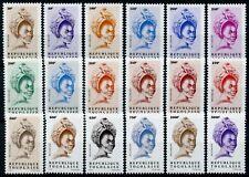 More details for togo definitives stamps 2020 mnh bella bellow singers music reissue 18v set