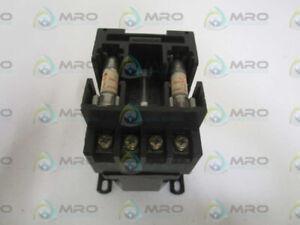 HEVI-DUTY E0603PB INDUSTRIAL CONTROL TRANSFORMER *USED*
