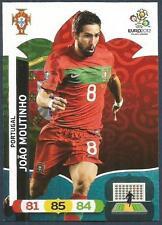 PANINI EURO 2012-ADRENALYN XL-PORTUGAL-JOAO MOUTINHO