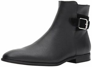 Calvin Klein Mens Lorenzo Tumbled Leather Ankle Bootie- Pick SZ/Color.
