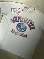 FRANKLIN & MARSHALL MEN'S ICE GRAPHIC CREW T-SHIRT TOP - XS S M XL - NEW & TAGS