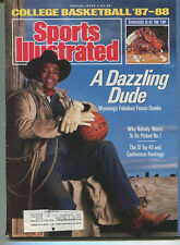 Sports Illustrated College Basketball Special Issue 87-88 Fennis Dembo     MBX78