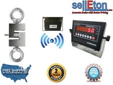 wireless Industrial Op-926 Hanging Scale/ Hoist / With Led display 3000 x .5 lb