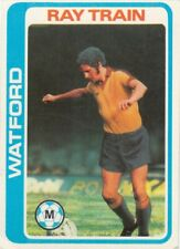 Topps Gum Football Card - Ray Train (Watford) - Number 349 (1978/9)