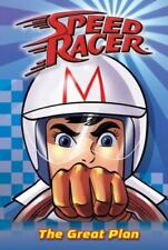 Speed Racer: The Great Plan No. 1 by Chase Wheeler 2008 Hardcover Book