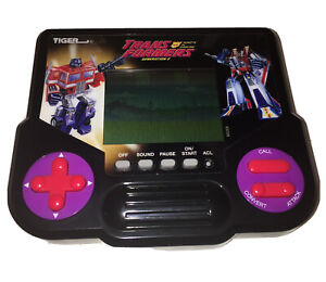 Tiger Electronics Transformers Generation 2 Edition LCD Interactive Game