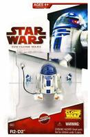 "Star Wars Clone Wars R2-D2 3.75"" Action figure"