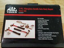 New Mac Tools BTS7F 7 pc Fiberglass Auto Body Repair Set