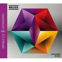 "MUSE ""UNDISCLOSED DESIRE"" CD 2 TRACK SINGLE NEU"