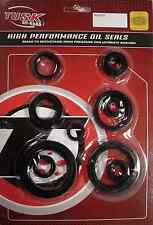 Tusk Engine Oil Seal Kit Honda CRF450R 2002-2006 NEW
