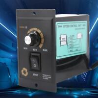 AC220V 300/400/500W AC Motor Speed Controller Electric Motor Speed Regulator AOB
