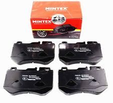 BRAND NEW MINTEX FRONT BRAKE PADS SET MDB3705 (REAL IMAGES OF THE PARTS)
