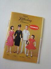 """Littlechap Family Mini Catalog 20 Pages Full Color Original Vintage ca. 3"""" x 4"""""""