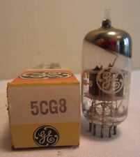 GE General Electric 5CG8 Electronic Vacuum Tube In Box NOS