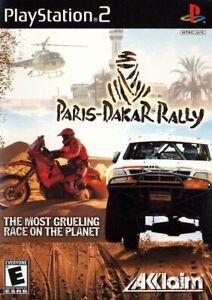 Paris-Dakar Rally - Playstation 2 Game Complete
