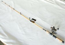 "UltraLight Travel / Back Pack Spinning Rod Combo 4'8"" 2PC/ 5 BB Reel"