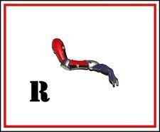 Power Rangers Dinothunder _ Red Raptor Rider _ ** Right Raptor Arm **