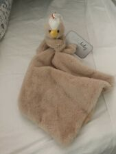 Kellytoy Kelly Baby Chicken Chick Security Blanket Soft Plush Lovey Rattle NWT