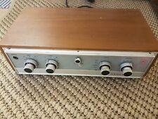 Ferrograph Amp F307 Amplifier Vintage The Ferrograph Company